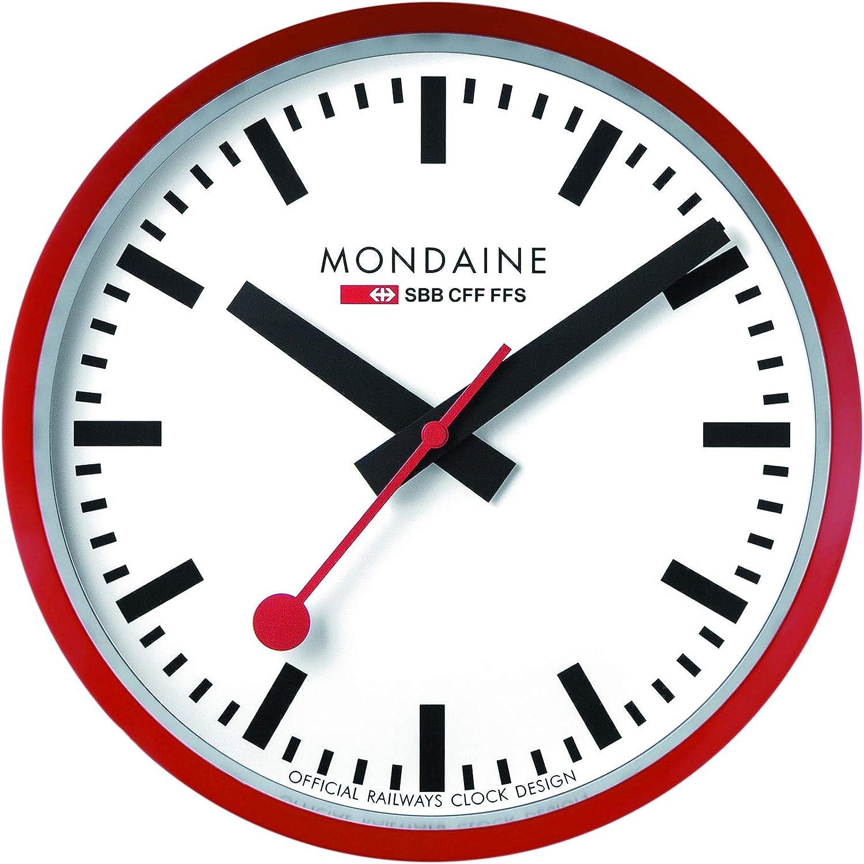 Mondaine A990.CLOCK.11SBC Reloj de pared Analogico