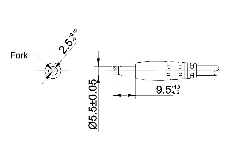 Poppstar Universal AC DC Netzteil Dockingstation UVM 150cm Steckernetzteil 12V 2A 2000mA, 5,5//2,1mm Stromadapter f/ür Externe Festplatten-Geh/äuse Adapter