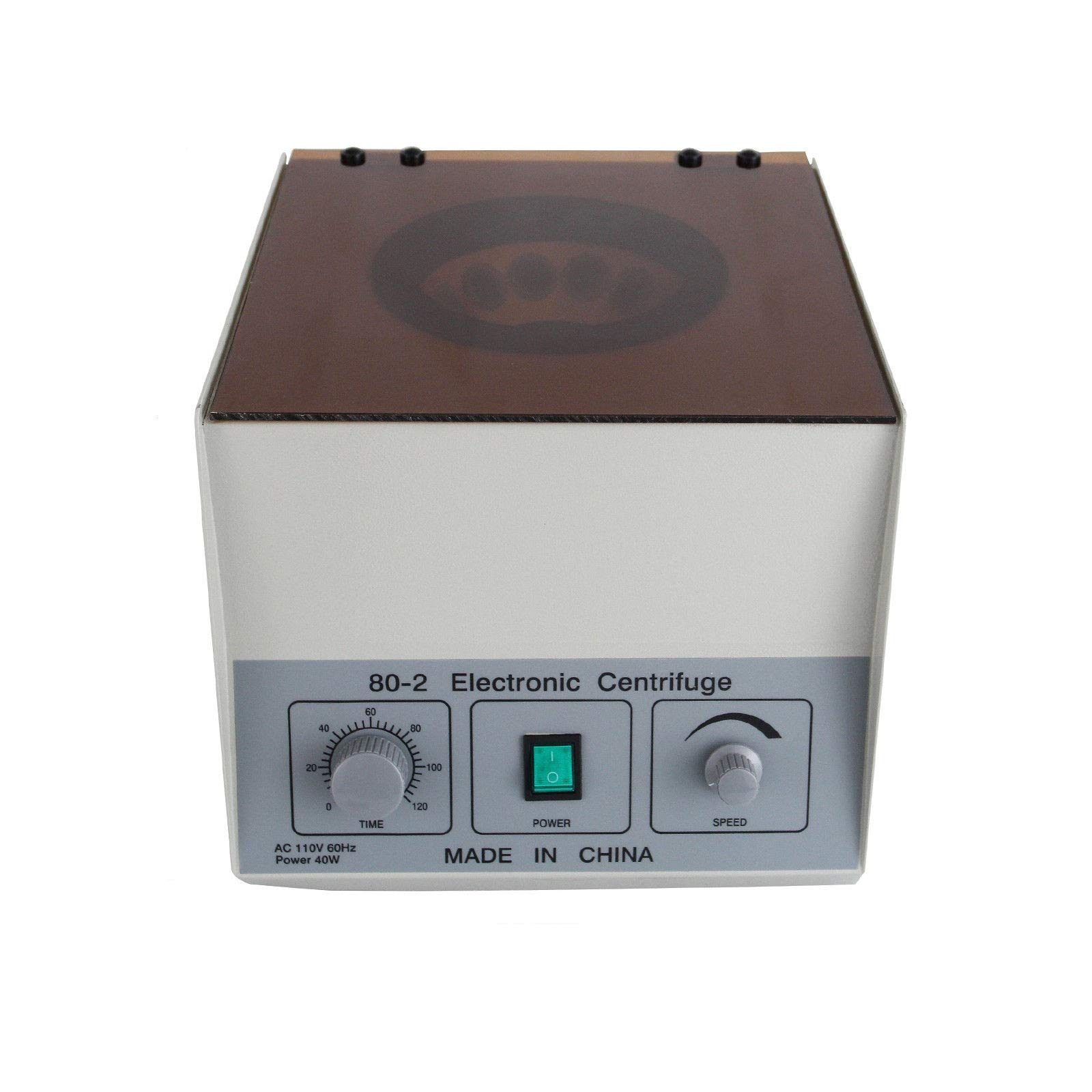 4000Rpm Desktop 80-2 Electric Centrifuge Laboratory Medical Practice with Timer by allgoodsdelight365