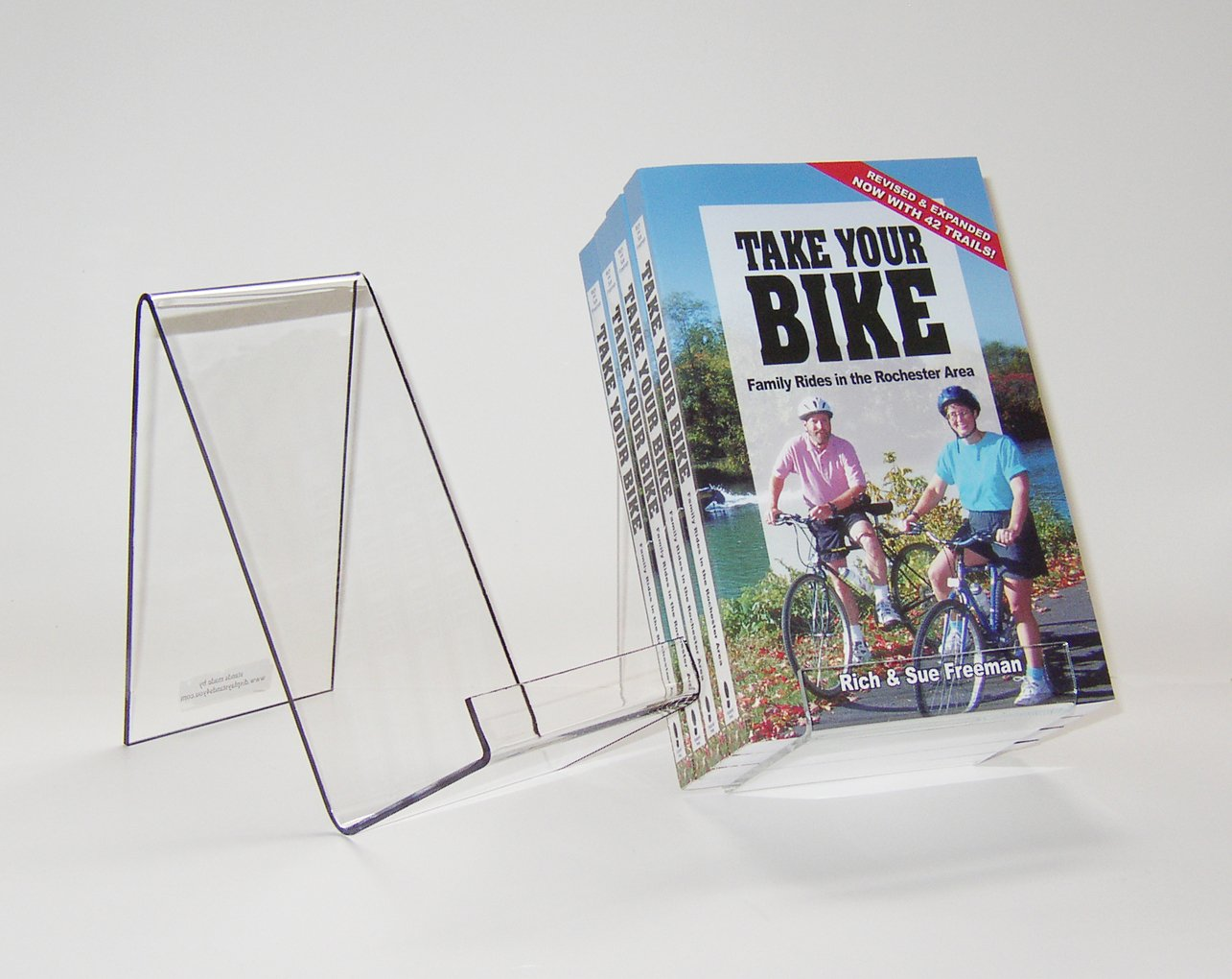 display stand book