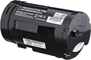 Dell Toner Black (47GMH) High yield Pages 6.000, 593-BBMF(Pages 6.000)