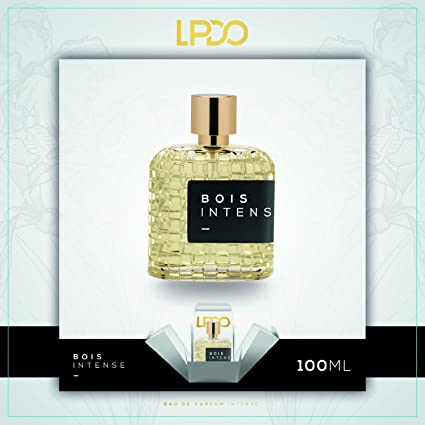 LPDO BOIS INTENSE EQUIVALENT DIOR BOIS DARGENT PERFUME UNISEX INTENSE | EDP 100 ML