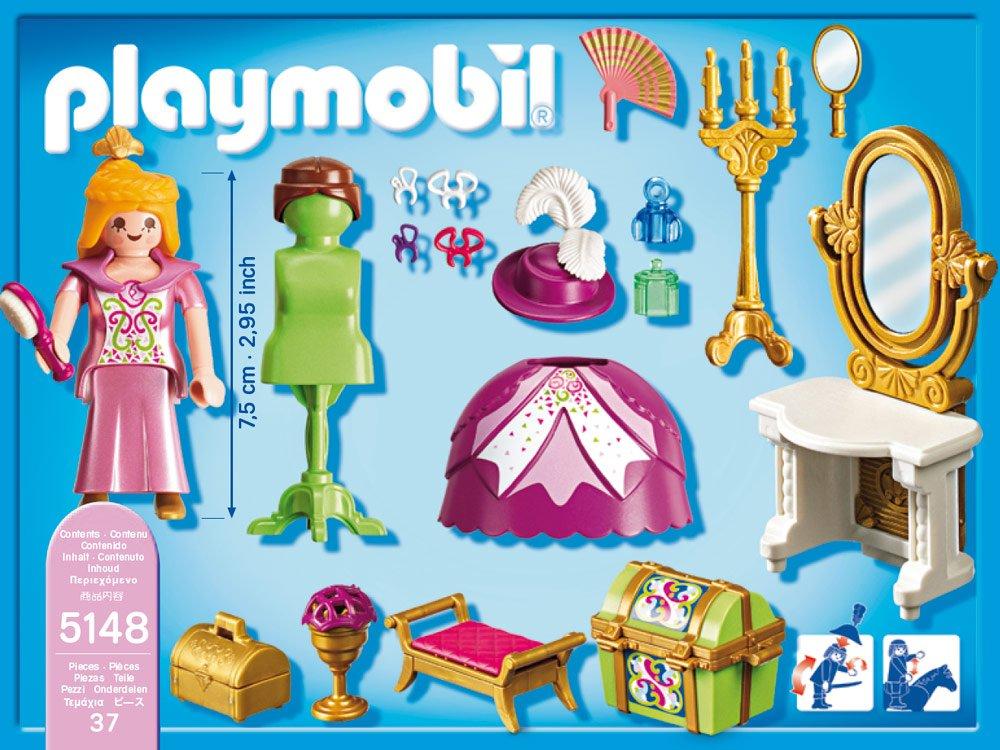 Playmobil - 5148 - Jeu de construction - Salon de beauté de ...