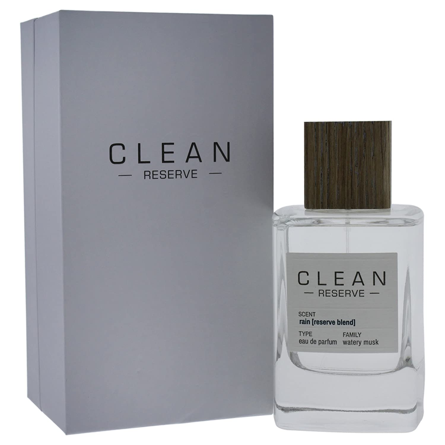 Clean Rain Reserve Blend Eau De Parfum Spray 100ml