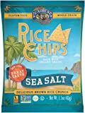 Lundberg Rice Chips, Sea Salt, 1.5 Ounce (Pack of 24)