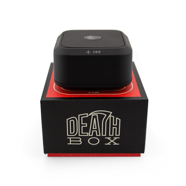 DEATH LENS(デスレンズ) DEATH DIGITAL DEATH BOX Bluetooth SPEAKER 通話機能あり (国内正規品) DL125 B01LVYW1JA