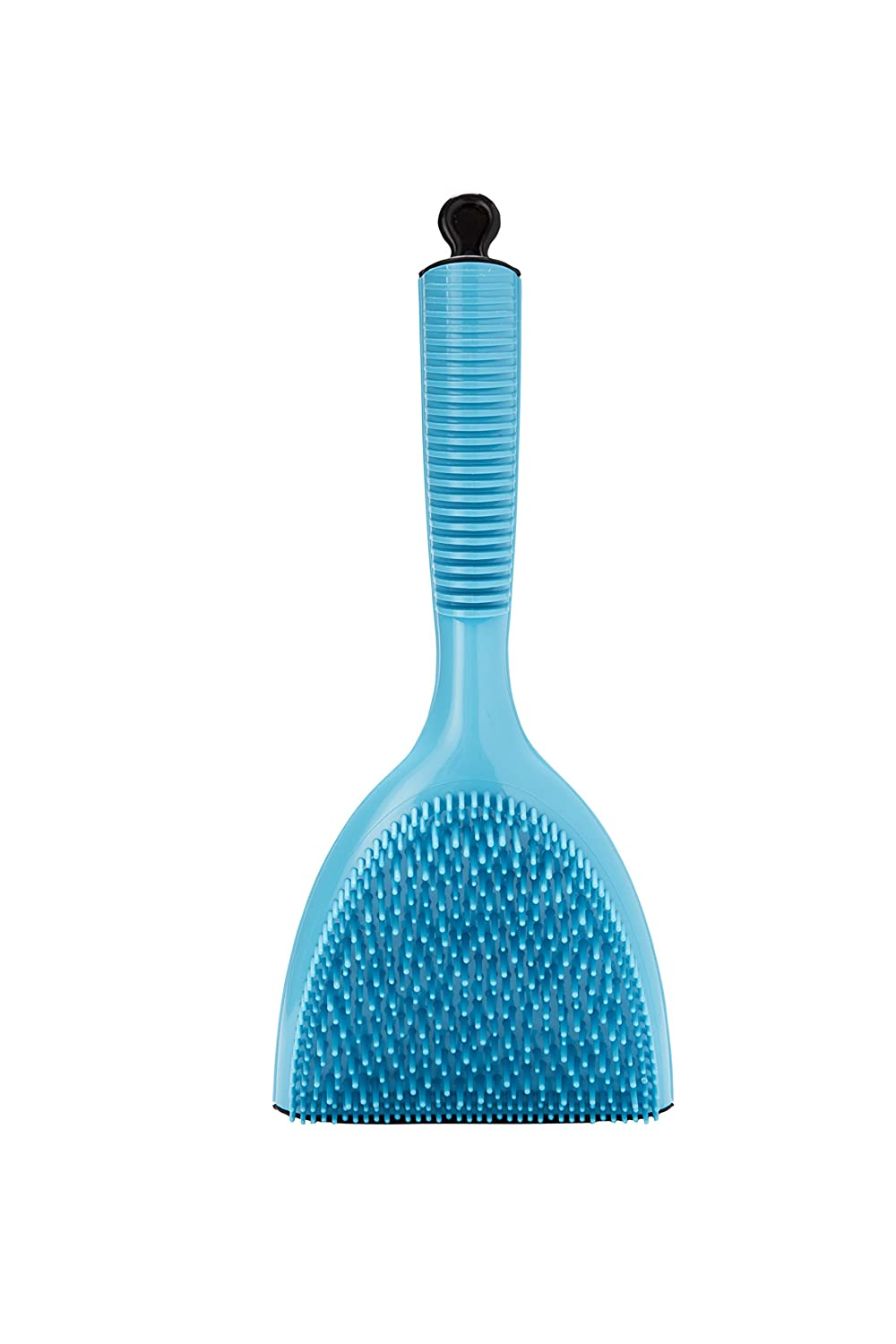 Michel Mercier Detangling Brush for Pet - Pet Brush for Grooming and Deshedding Dogs and Cats - Free Tick Remover Tool Included t (Thick Coat)