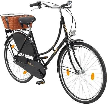 ONUX Bicicleta Holandesa para Mujer Class, 28 Pulgadas, 3 Marchas ...