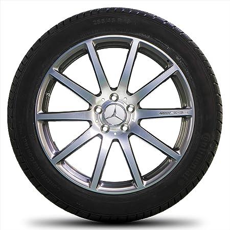 AMG - Llantas de invierno para Mercedes Clase S W222 W217 S63 S65 (19 pulgadas): Amazon.es: Coche y moto