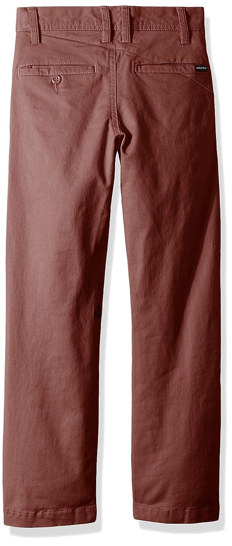 b3bc50dd Volcom Big Boys' Frickin Slim Chino Pant: Amazon.ca: Clothing & Accessories
