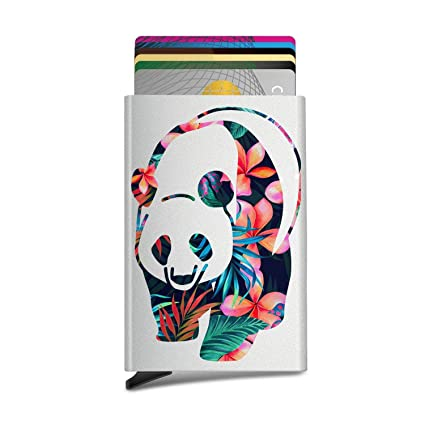 The Boss Panda White and Black.PNG - Tarjeta de ...