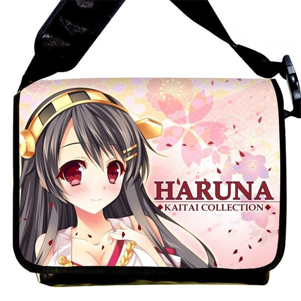 Siawasey Kantai Collection Anime KanColle Messenger Bag Shoulder Bag