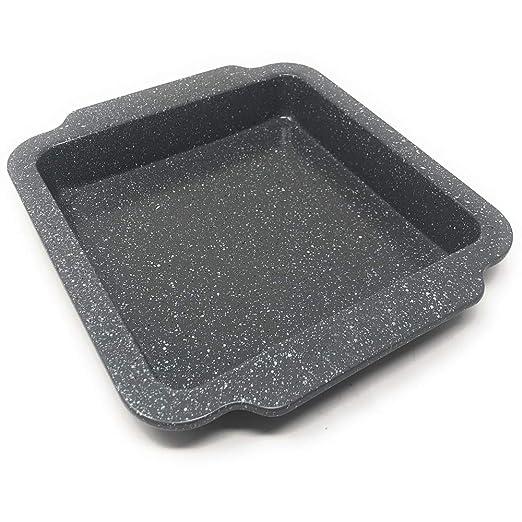 LS Kitchen - Rustidera de Horno con Asas - Acero Granite ...