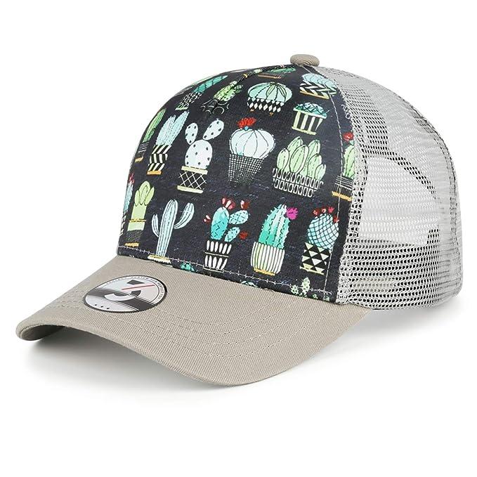 eab3f2acbb2a4 Odelia Walter Funny Cactus Baseball Dad Hat Women Men Trucker Hats  Adjustable