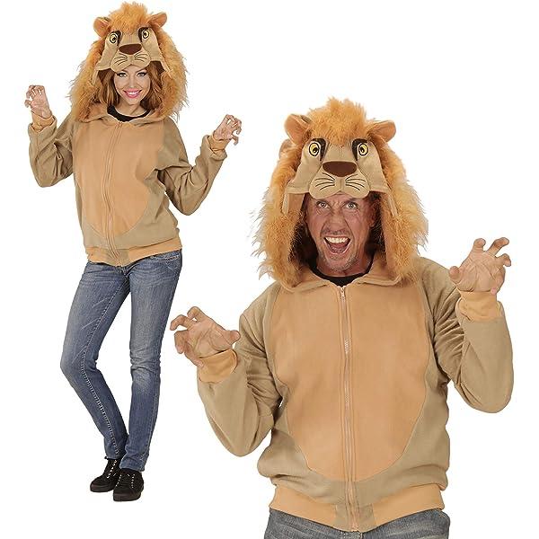 WIDMANN - Chaqueta de león Talla l-XL: Amazon.es: Juguetes y juegos