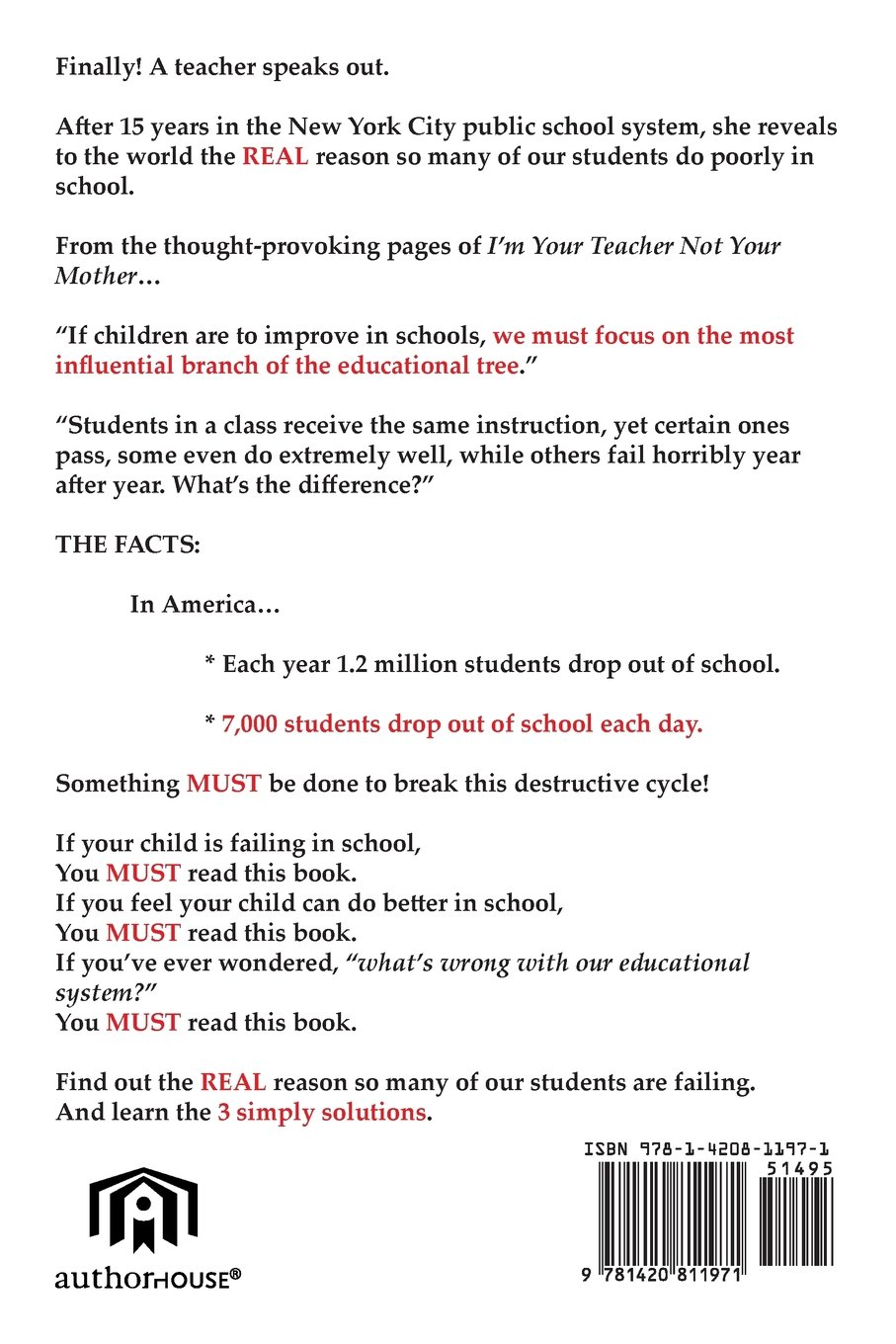 reasons why students fail in school