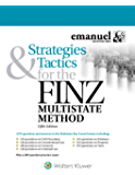 Strategies and Tactics for the FINZ Multistate Method (Emanuel Bar Review Series)