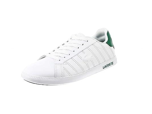 Zapatillas Lacoste Granduate 318 Blancas de Mujer 36 Blanco