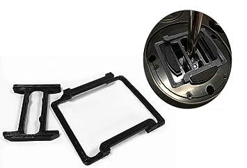 9a2c54b9ce2 XBERSTAR Gearshift Adapter Pad Modification Set for Logitech G27 G29 G25  G920 Gear Shifter