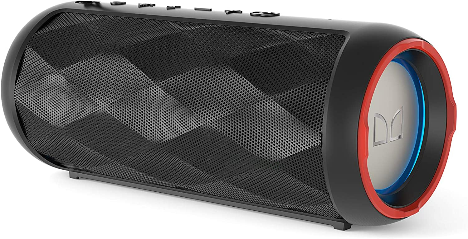 Monster ROVE10 Portable Bluetooth Speaker with EZ sync 10 Hour Battery