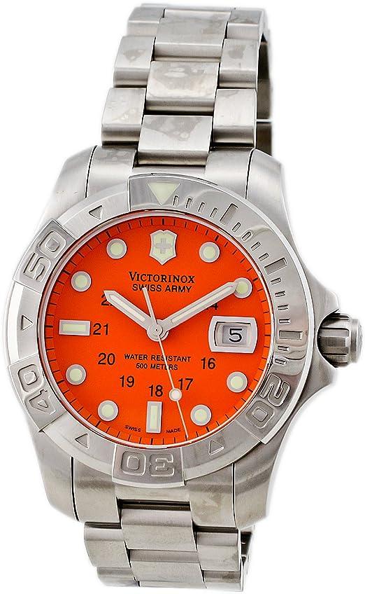 Amazon.com: Victorinox Swiss Army de los hombres 241174 Dive ...