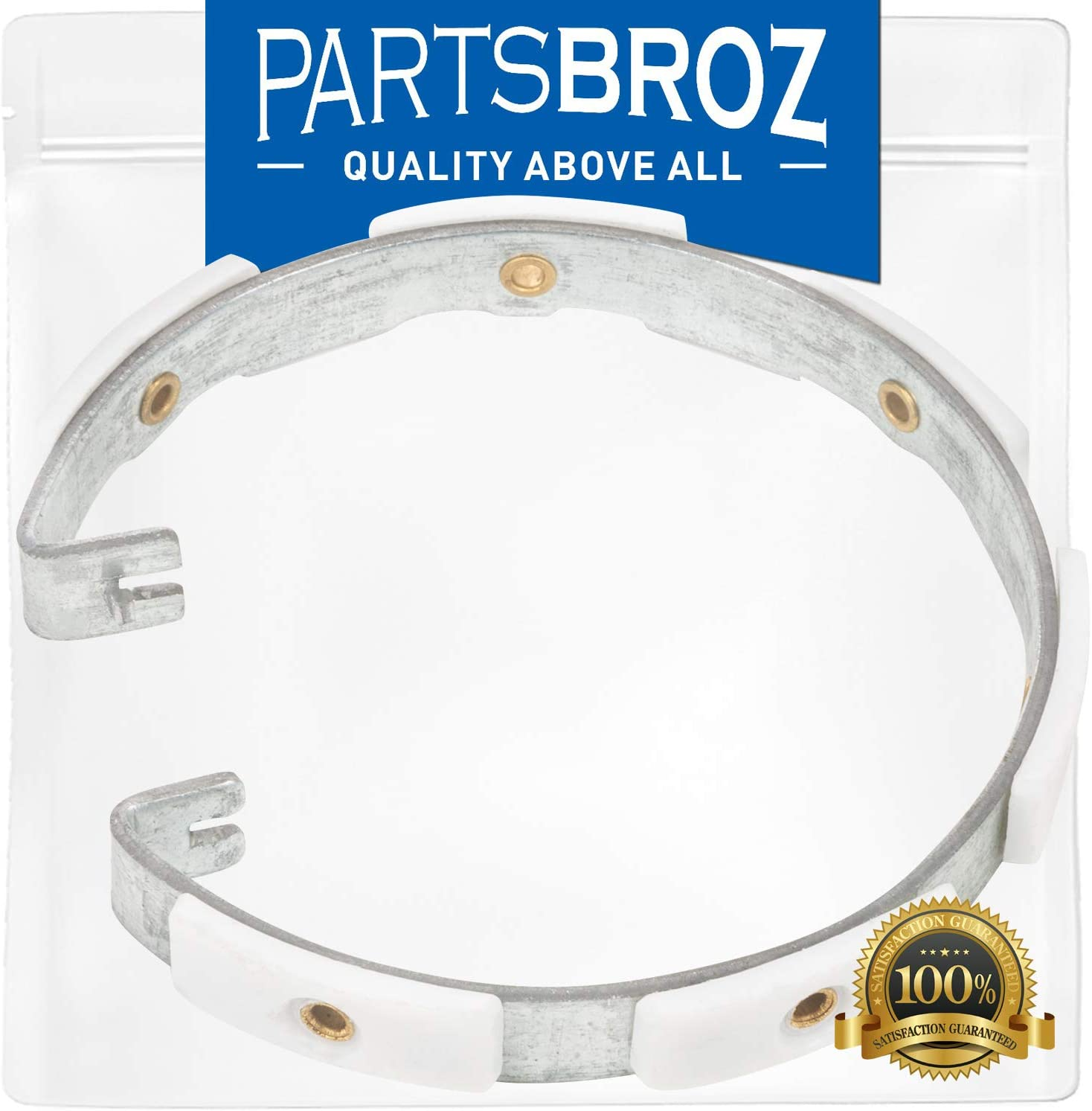 W10817888 Clutch Lining by PartsBroz - Compatible with Whirlpool Top-Load Washing Machines - Replaces AP5985204, 3951993, PS11723124, W10817173