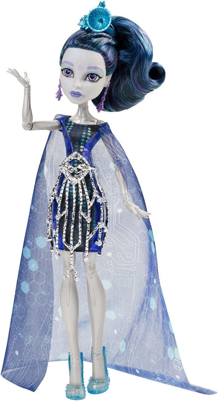 Monster High - Muñeca Elle Edee (Mattel CHW63): Amazon.es: Juguetes y juegos