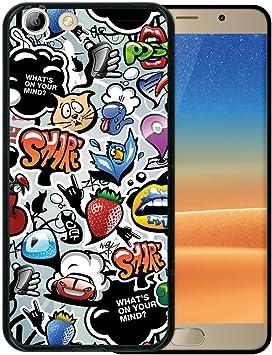 WoowCase Funda para Elephone S7, [Elephone S7 ] Silicona Gel ...