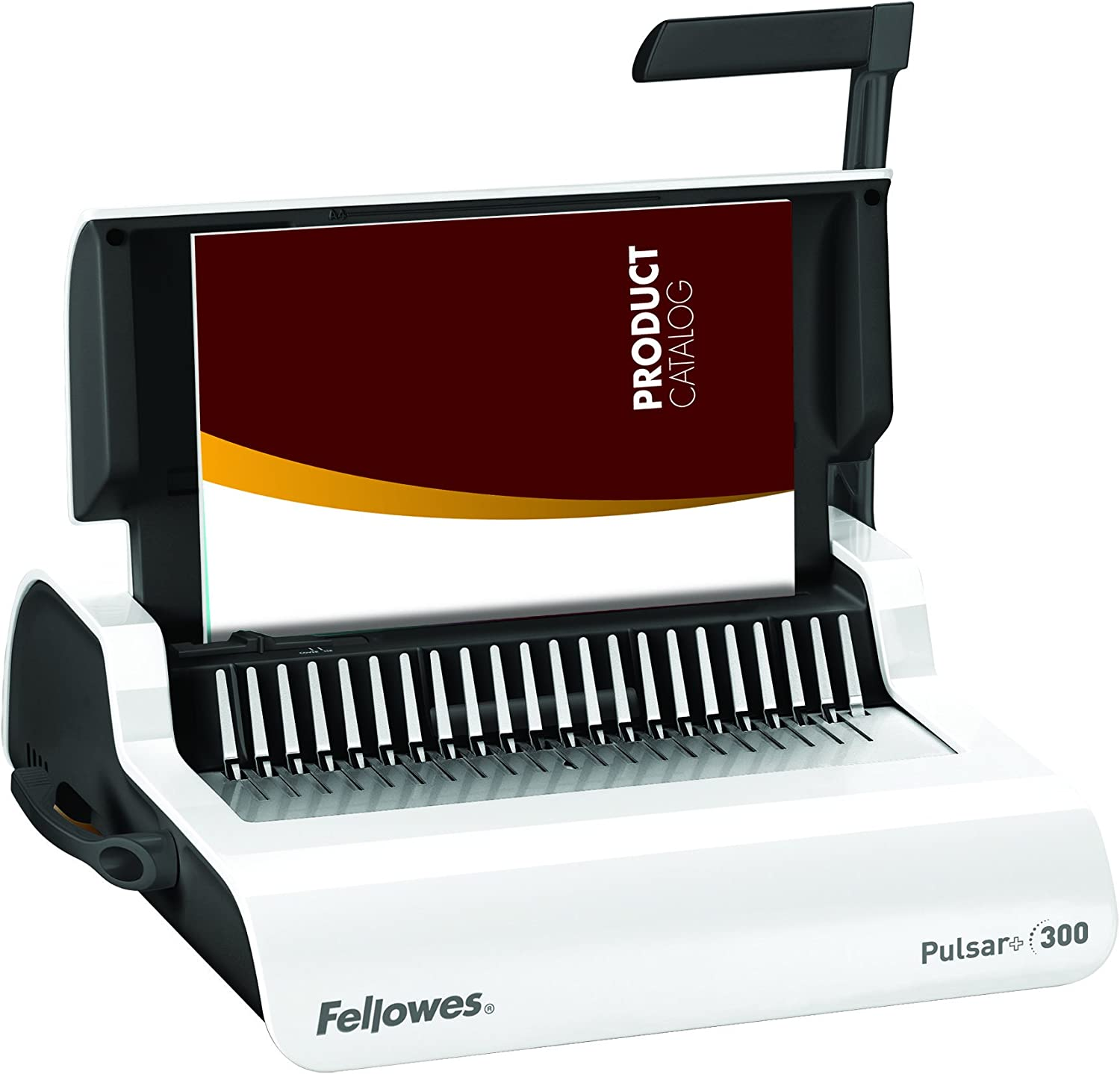 Fellowes 5006801-99 Binding Machine Pulsar+ Comb Binding (5006801), Gray : Office Products