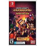 Minecraft Dungeons - Nintendo Switch - Hero Edition