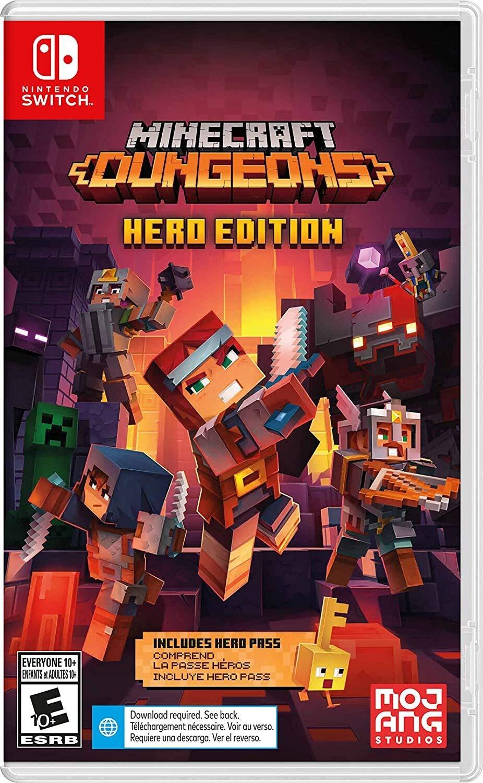 Minecraft:-Dungeons