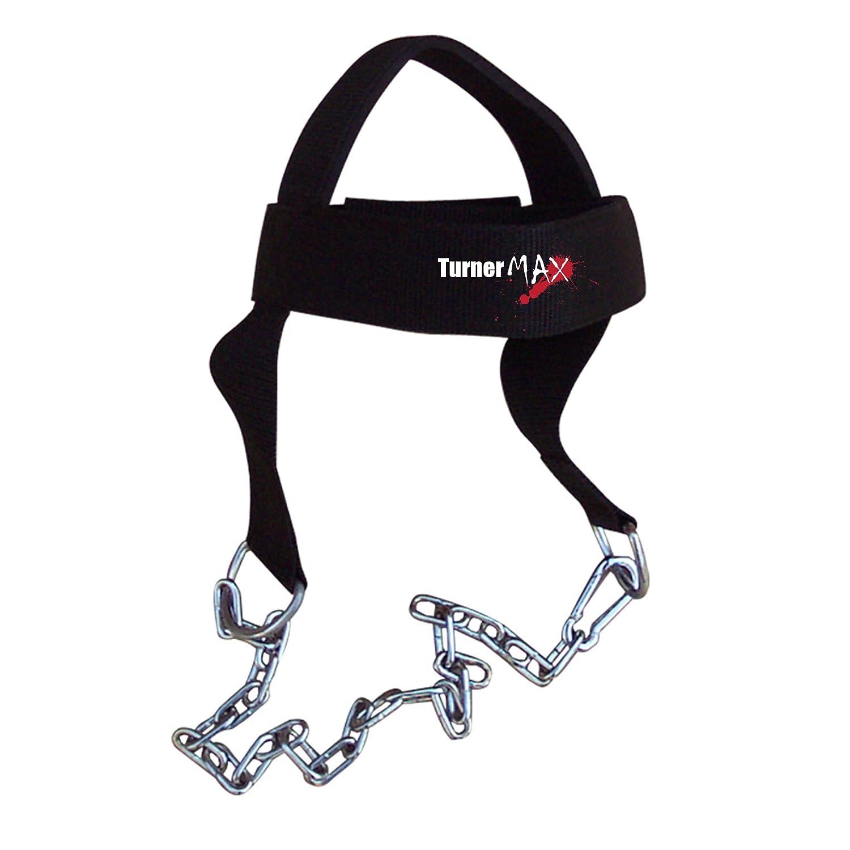 Arnés para ejercitar el cuello algodón con cadenas