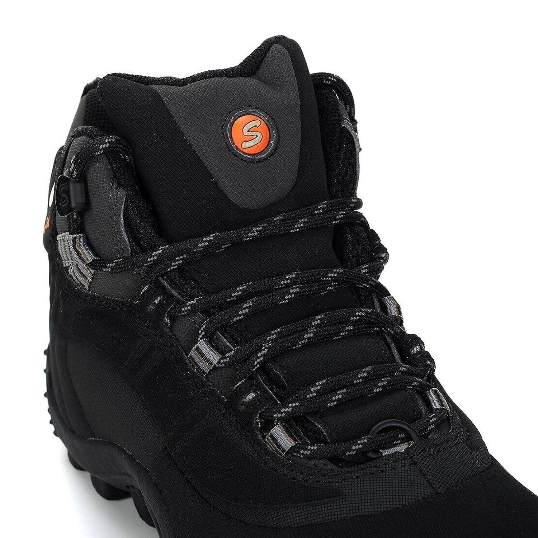 Men's Rise Mid Waterproof Hiking Boot Mid-Cut Trail Shoe