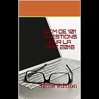 QCM DE 101 QUESTIONS SUR LA PAIE 2018: 3ème édition