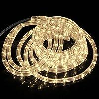Forever Speed 6M Tubo de LED Manguera LED Luces de Tira de Manguera Exterior e Interior…