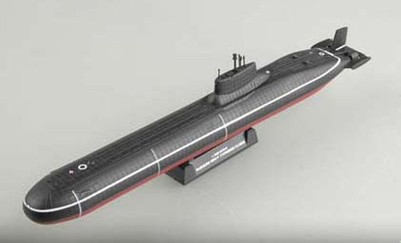 1:400 Scale 41.8 cm Revell 05138 Soviet Submarine Typhoon Class Model Kit Multi-Color