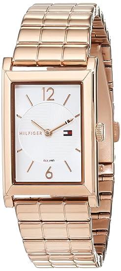 tommy hilfiger reloj de mujer de negocios de cuarzo analógico Josie 1781837 1565da56202