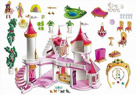 Playmobil 5142 Jeu De Construction Palais De Princesse