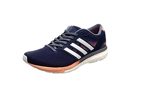 adidas Adizero Boston 6, Chaussures de Running Femme, Bleu ...
