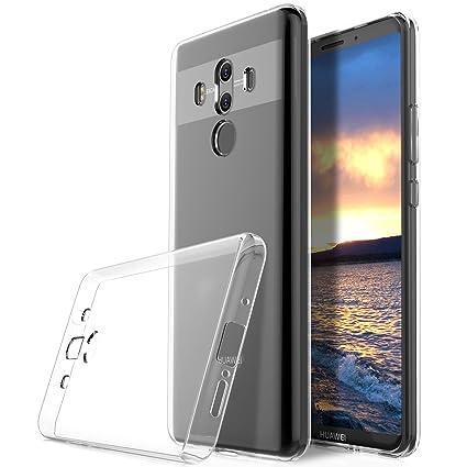 Huawei Nova 3 Plus Funda, iBetter alta calidad TPU Suave ...
