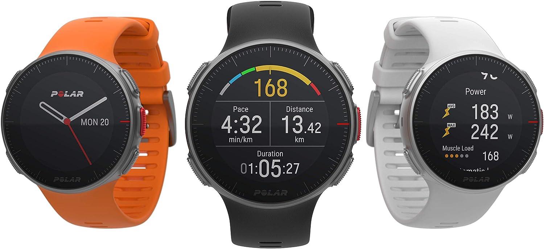 Amazon.com: Polar Vantage V - Reloj GPS Multisport Premium ...