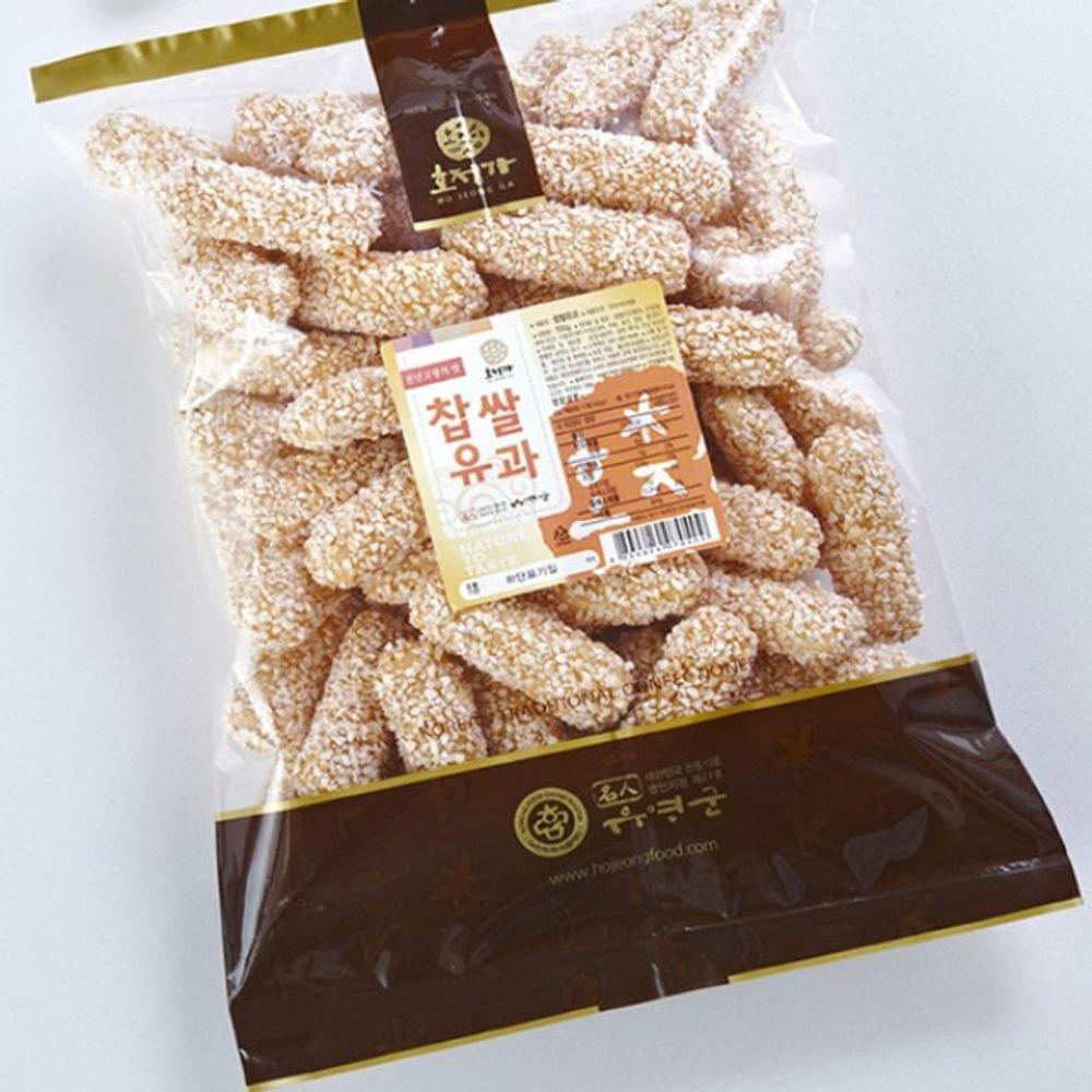 Changpyeong Glutinous Rice Snack 500G 강정