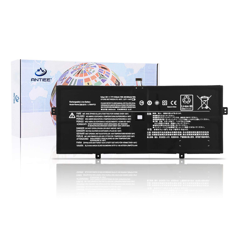 Bateria L15m4p23 Para Lenovo Yoga 910 910-13ikb 910-13ikb-80vf00bvhh 80vf Yoga 5 Pro Series L15c4p22 L15m4p21 7.68v 78wh