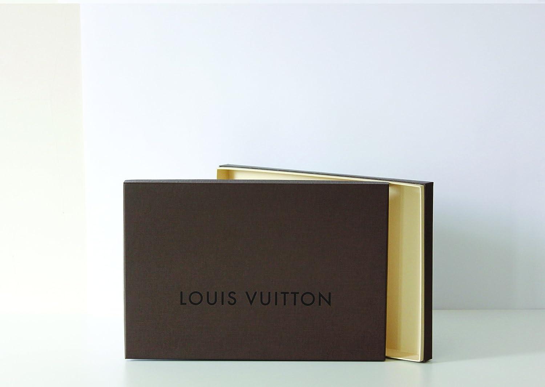 LV Boîte, Louis Vuitton emballage, étui, boîte cadeau, Boîte Vide - Boîte plate Taille M: Amazon.fr: Bricolage