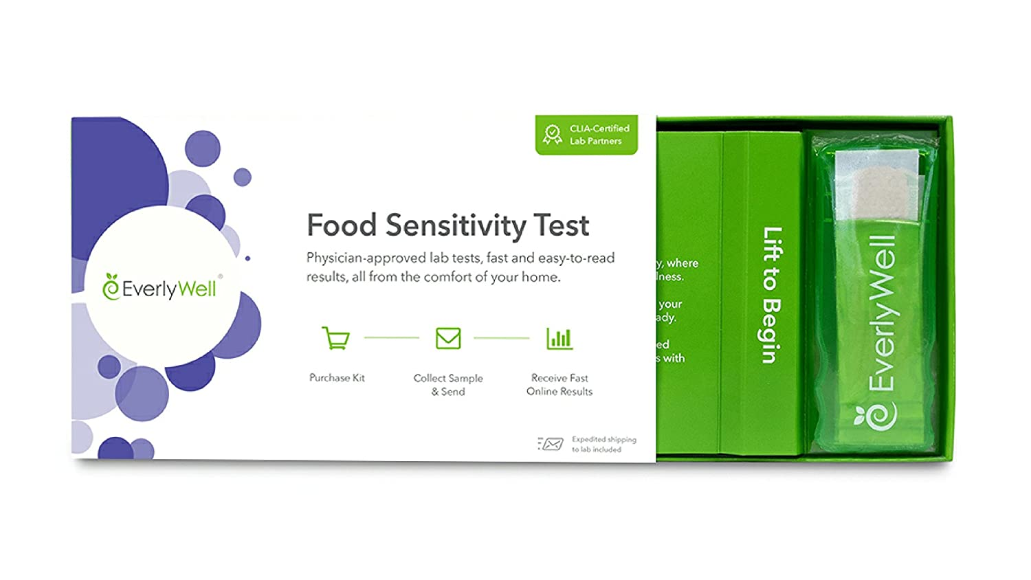 Image result for everlywell food sensitivity test