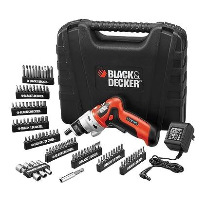 Black+Decker PP360LNKA-QW atornillador inalámbrico - Atornillador ...