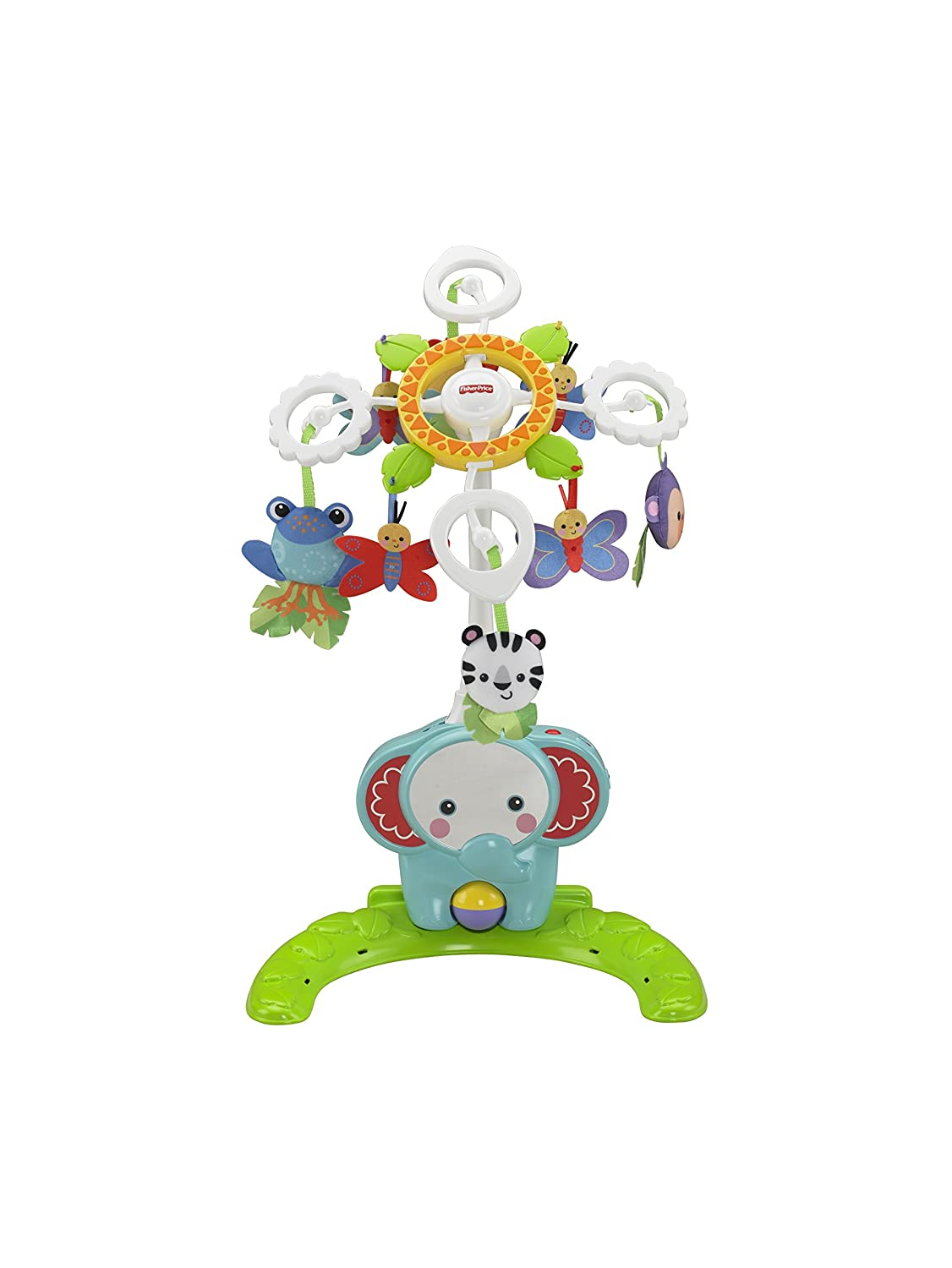 Fisher-Price M/óvil musical 4 en 1 Mattel BFR22