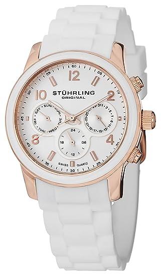 hot sale online c079d aebf5 Stuhrling Original Damen-Armbanduhr Vogue Eden Analog Quarz ...