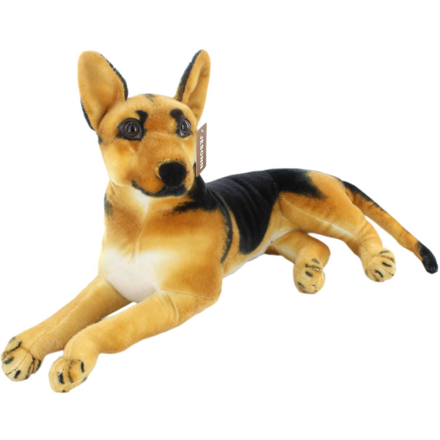 Amazon Jesonn Big Realistic Stuffed Animals Dog Shepherd Toys