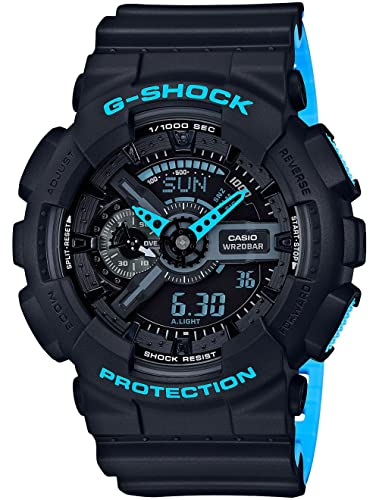 Amazon.com: Reloj Casio G-Shock negro anti magnético ...
